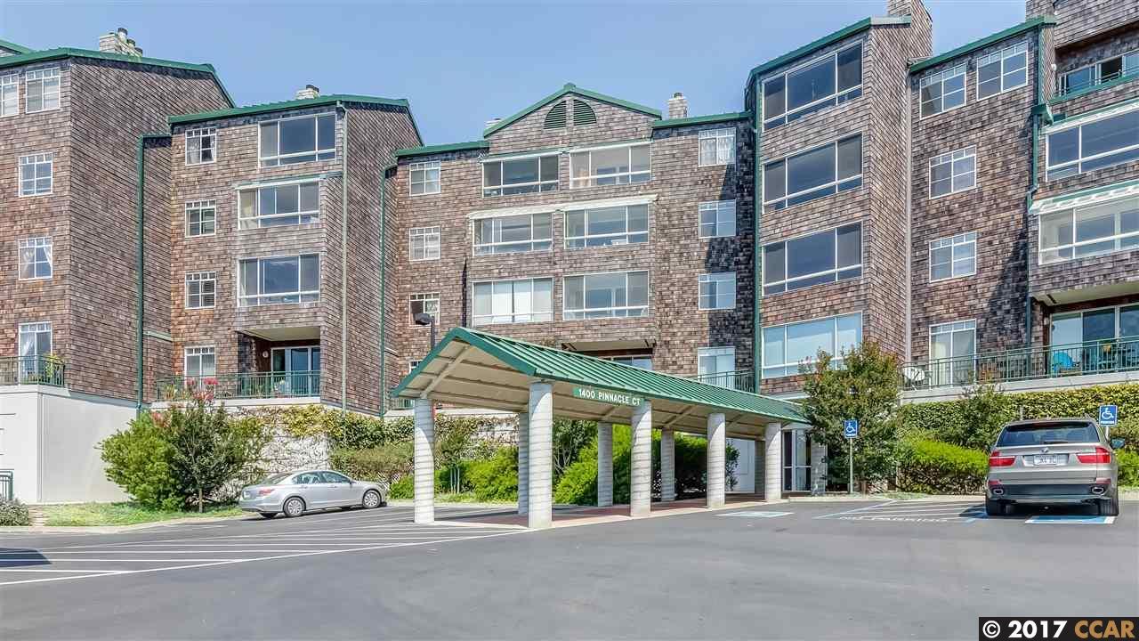 コンドミニアム のために 売買 アット 1400 Pinnacle Court 1400 Pinnacle Court Richmond, カリフォルニア 94801 アメリカ合衆国