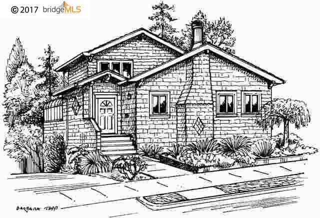 獨棟家庭住宅 為 出租 在 123 Sunnyside Avenue 123 Sunnyside Avenue Piedmont, 加利福尼亞州 94611 美國