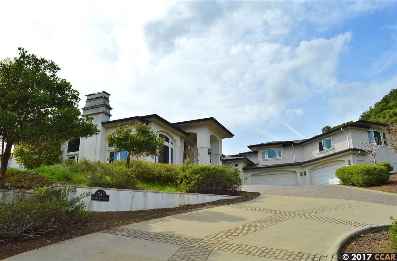 Single Family Home for Rent at 1548 Rancho Del Hambre 1548 Rancho Del Hambre Lafayette, California 94549 United States