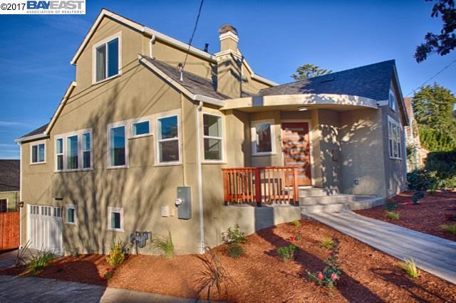 Einfamilienhaus für Verkauf beim 3727 Monterey Blvd 3727 Monterey Blvd Oakland, Kalifornien 94619 Vereinigte Staaten