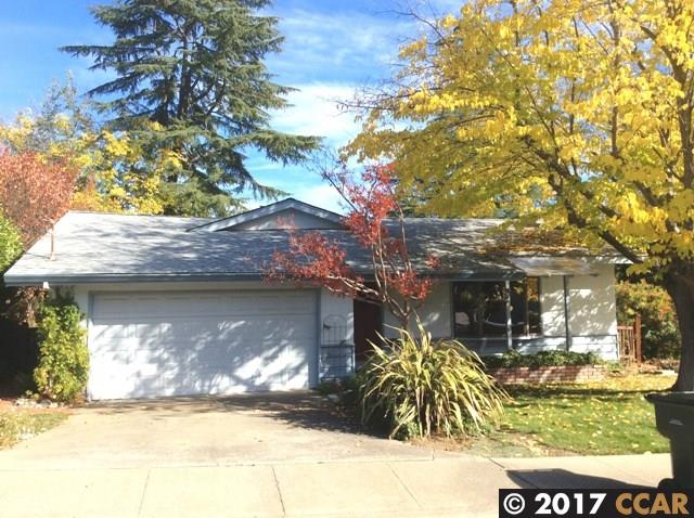 Single Family Home for Rent at 623 Sherree Drive 623 Sherree Drive Martinez, California 94553 United States