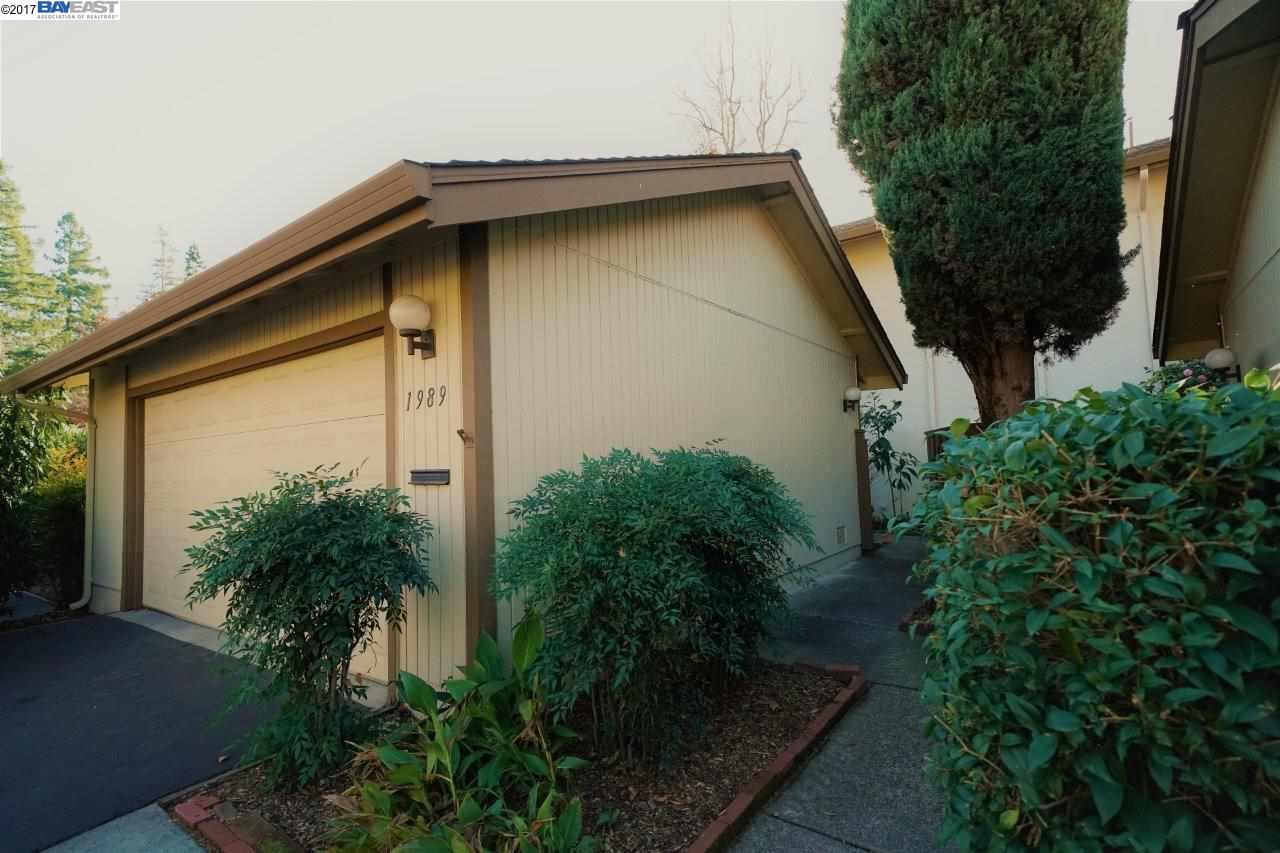 タウンハウス のために 売買 アット 1989 Countrywood Court 1989 Countrywood Court Walnut Creek, カリフォルニア 94598 アメリカ合衆国