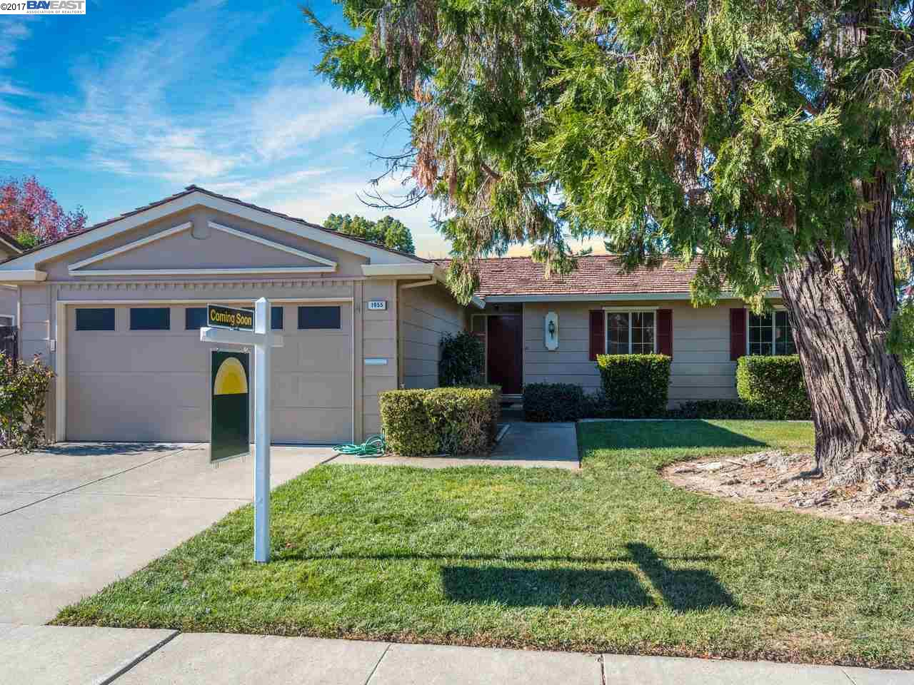 Single Family Home for Sale at 1955 Brooktree Way 1955 Brooktree Way Pleasanton, California 94566 United States