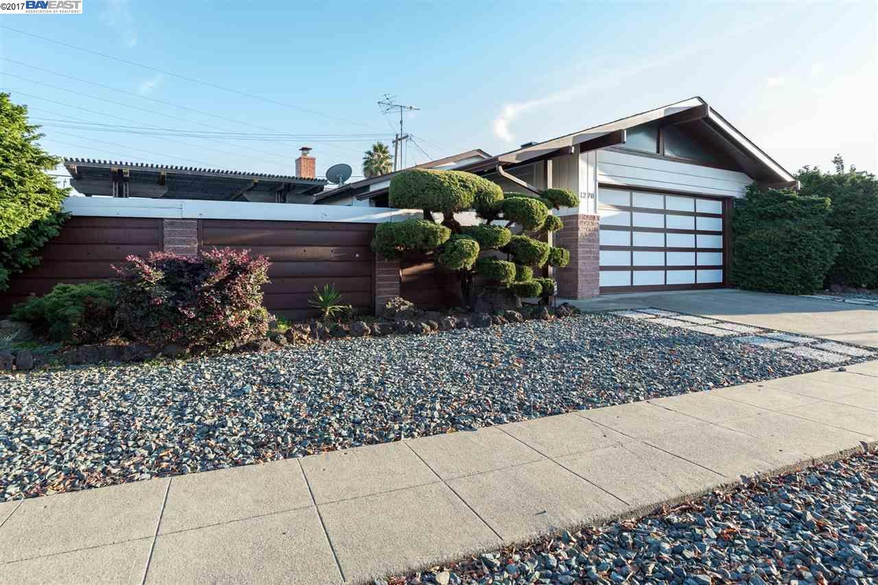 Maison unifamiliale pour l Vente à 1270 Thornwall Lane 1270 Thornwall Lane Hayward, Californie 94545 États-Unis