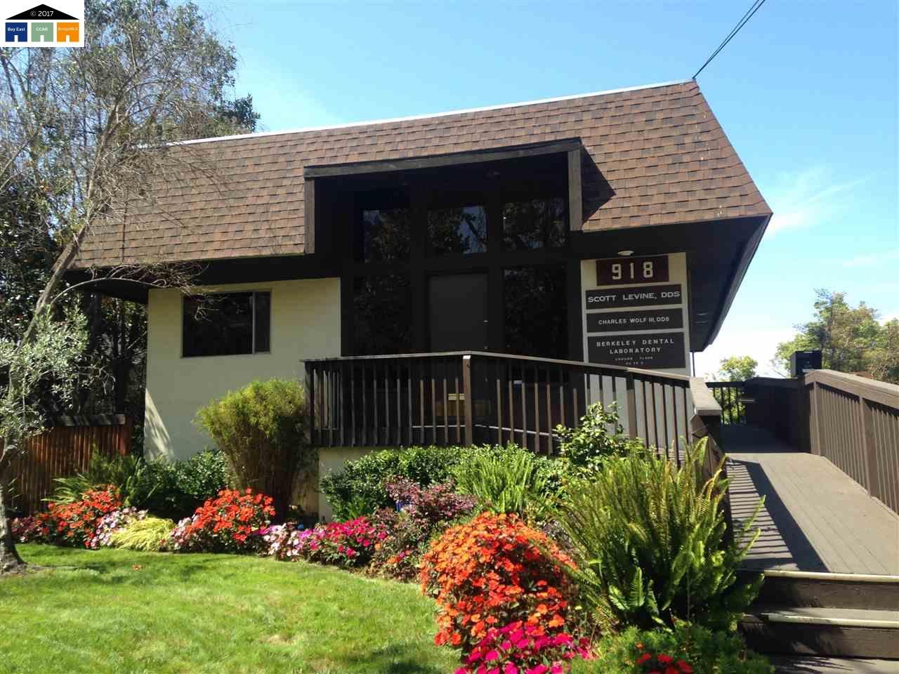 komerziell für Verkauf beim 918 The Alameda 918 The Alameda Berkeley, Kalifornien 94707 Vereinigte Staaten