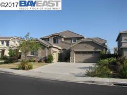 Casa Unifamiliar por un Venta en 1821 Tioga Pass Way 1821 Tioga Pass Way Antioch, California 94531 Estados Unidos