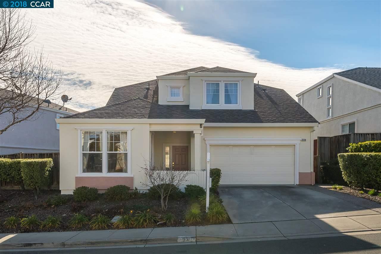Single Family Home for Sale at 330 Titan Way 330 Titan Way Hercules, California 94547 United States