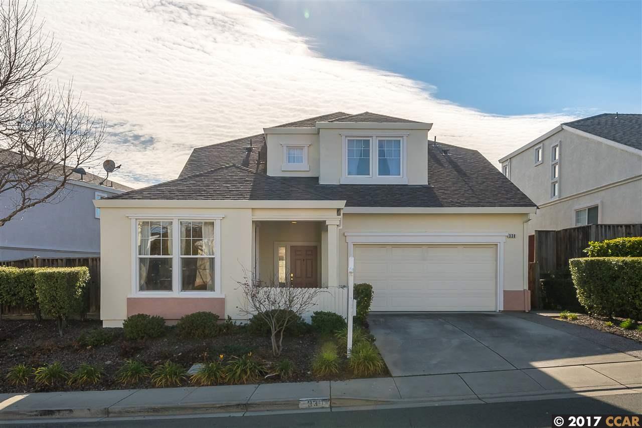 Casa Unifamiliar por un Venta en 330 Titan Way 330 Titan Way Hercules, California 94547 Estados Unidos