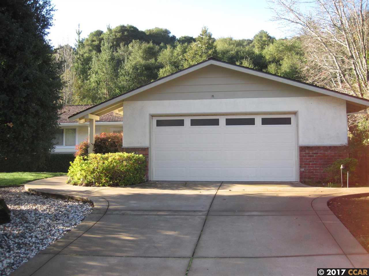 Einfamilienhaus für Mieten beim 33 Laird Drive 33 Laird Drive Moraga, Kalifornien 94556 Vereinigte Staaten