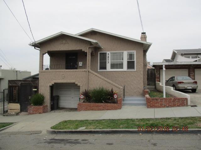 Einfamilienhaus für Verkauf beim 2473 99Th Avenue 2473 99Th Avenue Oakland, Kalifornien 94605 Vereinigte Staaten