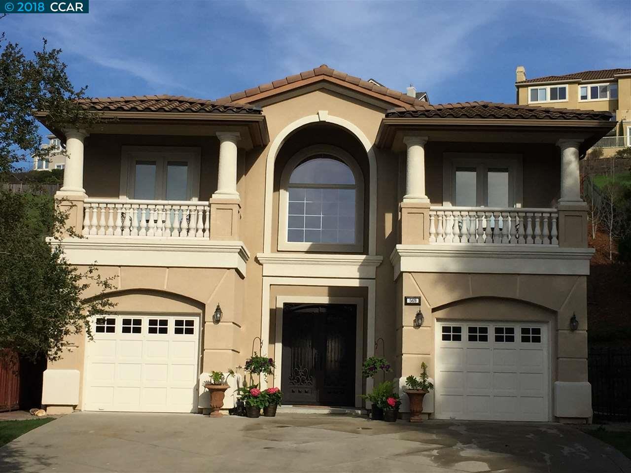 Частный односемейный дом для того Продажа на 569 Kingsbridge Court 569 Kingsbridge Court San Ramon, Калифорния 94583 Соединенные Штаты