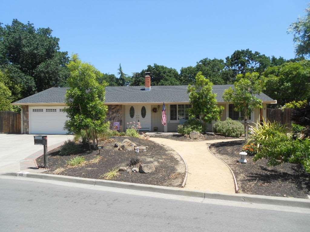 獨棟家庭住宅 為 出租 在 40 Mt. Hamilton 40 Mt. Hamilton Clayton, 加利福尼亞州 94517 美國