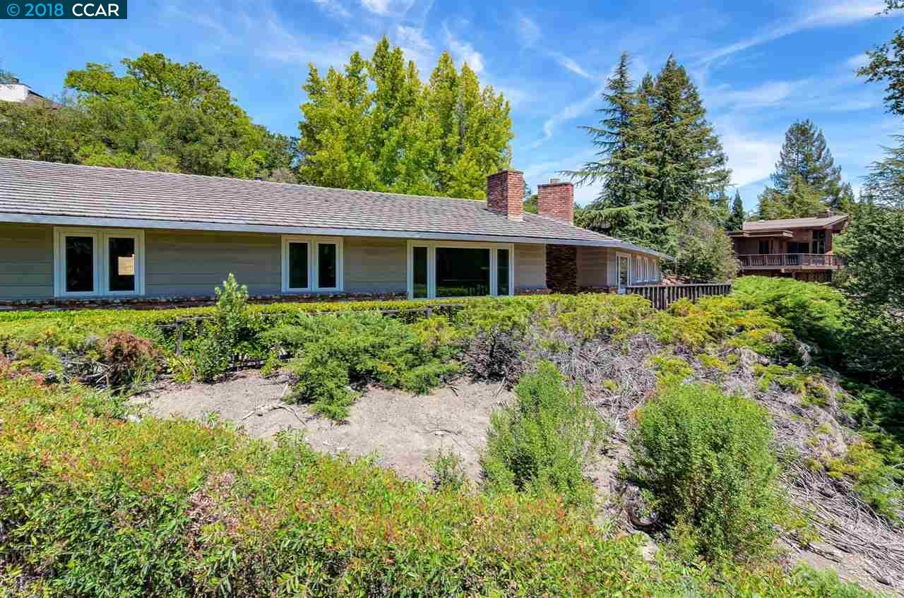 Casa Unifamiliar por un Alquiler en 38 Coachwood Terrace 38 Coachwood Terrace Orinda, California 94563 Estados Unidos