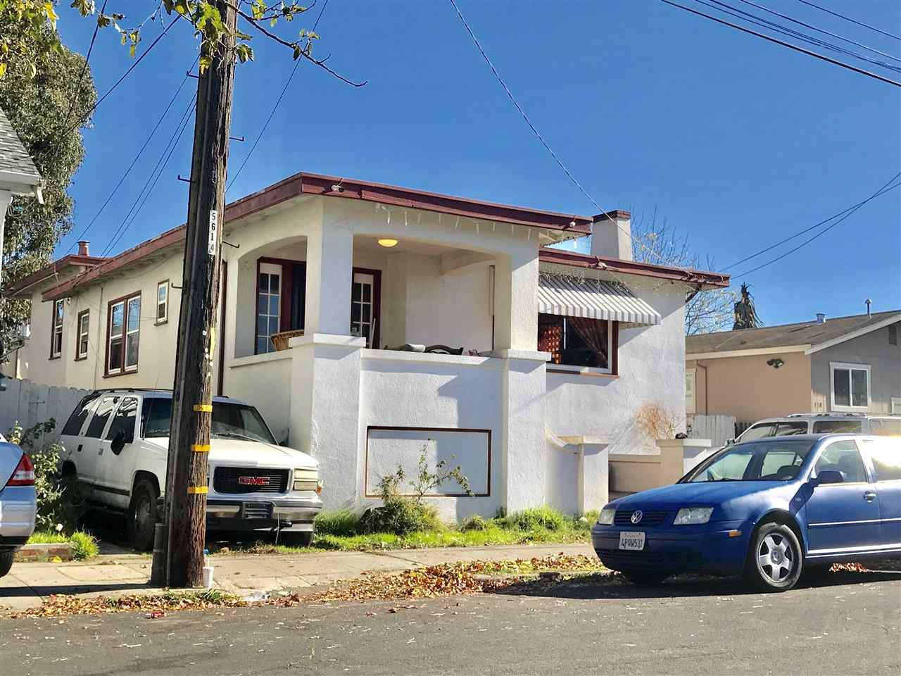 Casa Multifamiliar por un Venta en 156 12Th Street 156 12Th Street Richmond, California 94801 Estados Unidos