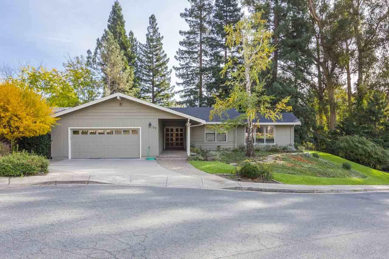 Casa Unifamiliar por un Venta en 29 Eckley Place 29 Eckley Place Walnut Creek, California 94596 Estados Unidos