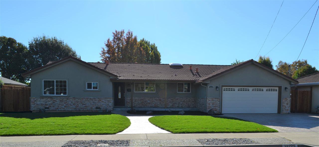 Частный односемейный дом для того Продажа на 38225 Garrett Street 38225 Garrett Street Fremont, Калифорния 94536 Соединенные Штаты