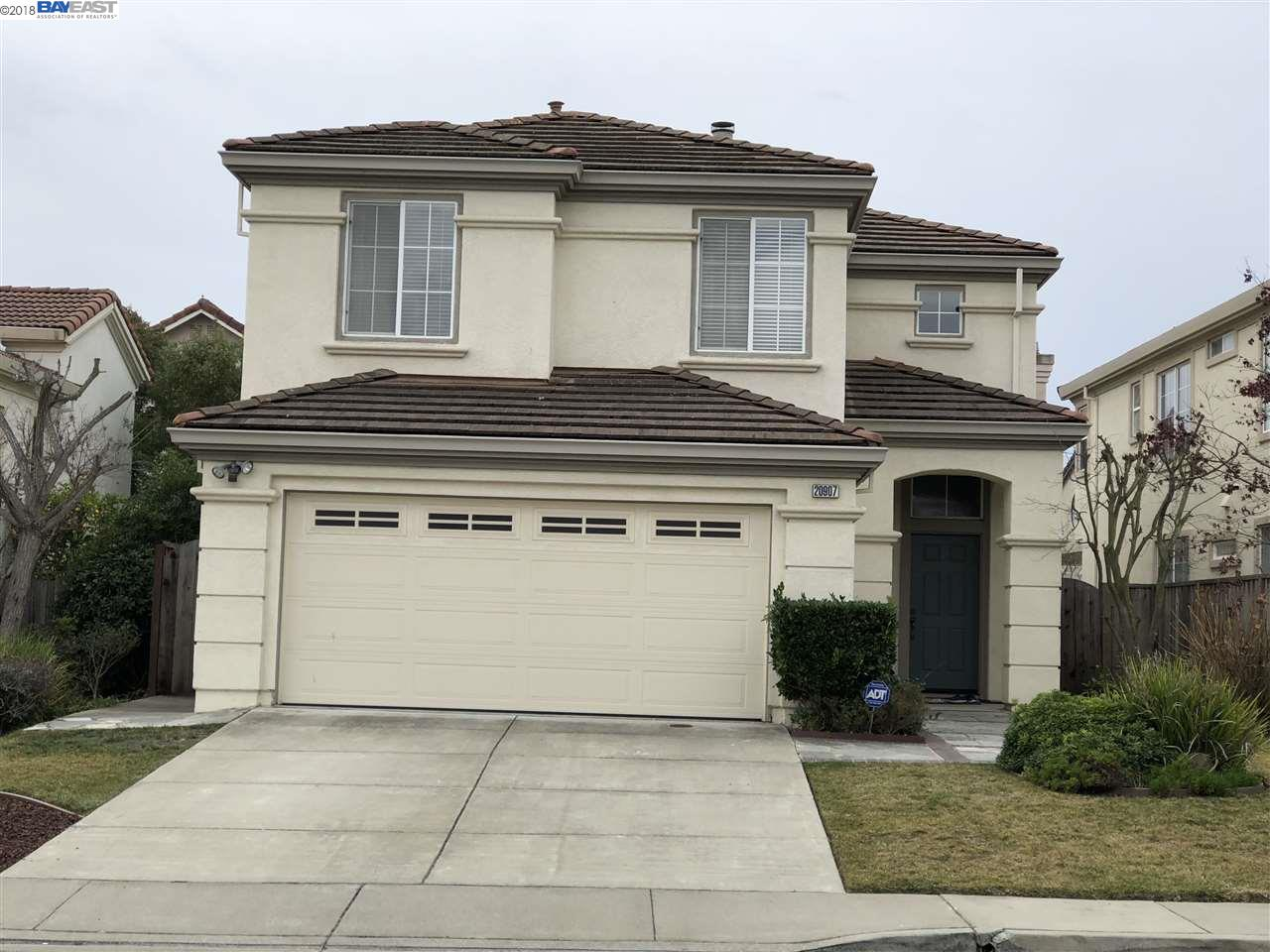 20907 Sherman Dr | CASTRO VALLEY | 1940 | 94552