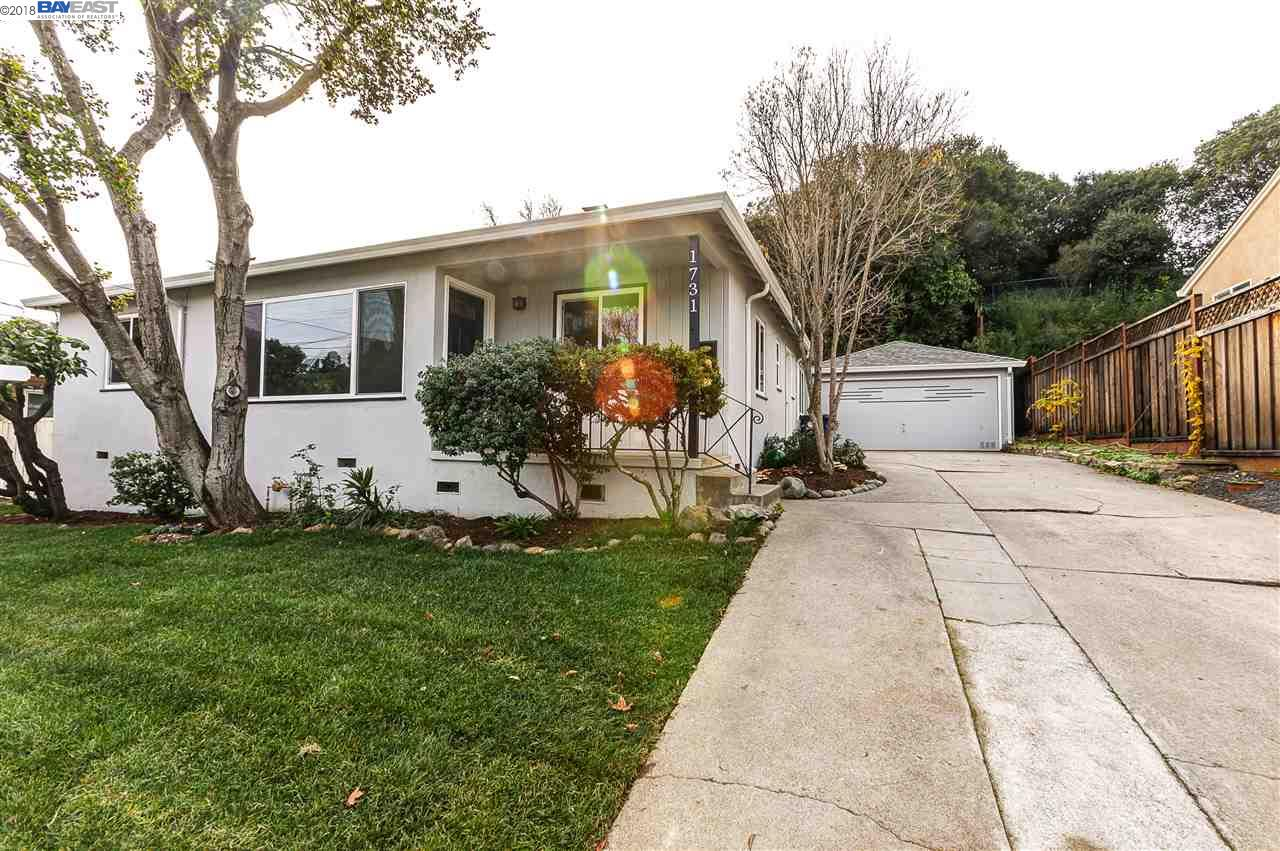 1731 Grove Way | CASTRO VALLEY | 1392 | 94546