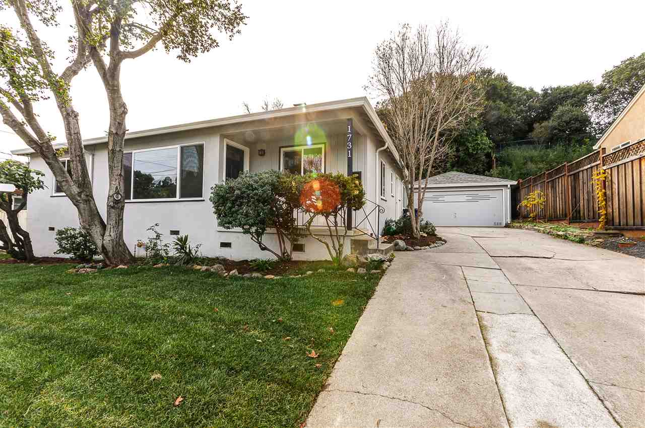 Single Family Home for Sale at 1731 Grove Way 1731 Grove Way Castro Valley, California 94546 United States
