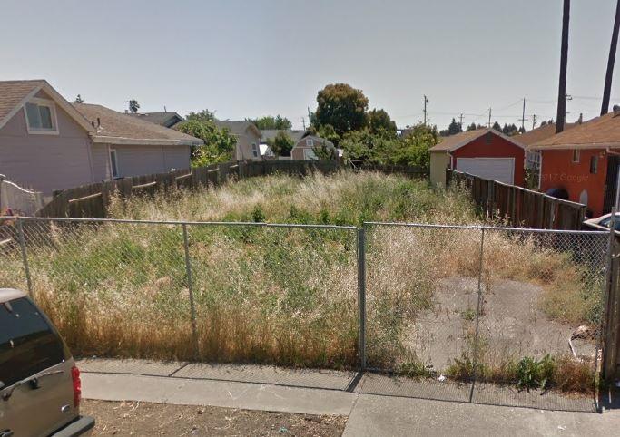 土地 のために 売買 アット 1530 Sutter Avenue 1530 Sutter Avenue San Pablo, カリフォルニア 94806 アメリカ合衆国