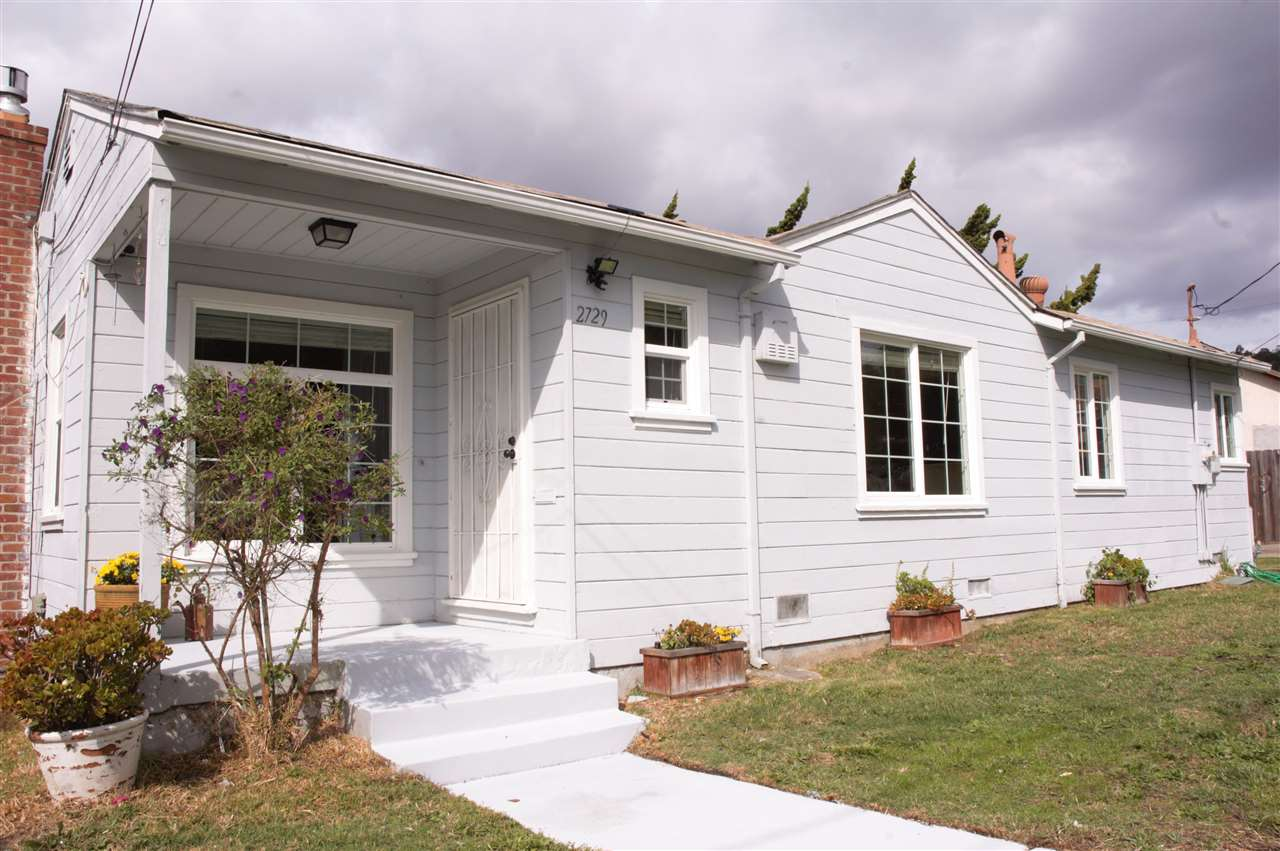 2729 Talbot Avenue 2729 Talbot Avenue Oakland, California 94605 United States