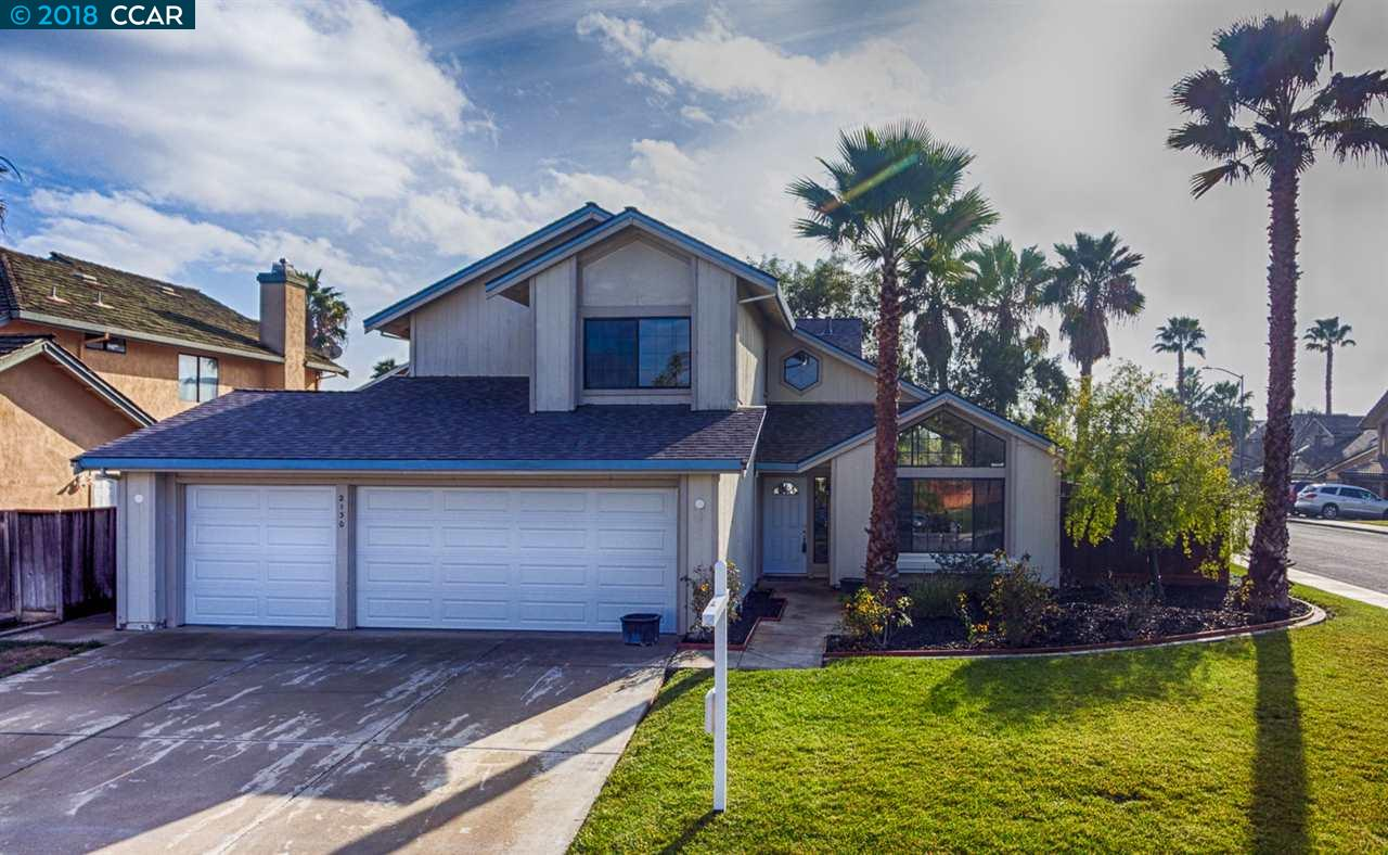 2130 Largo Court, DISCOVERY BAY, CA 94505