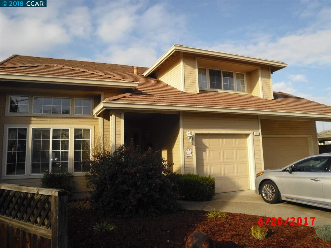 Single Family Home for Sale at 126 Meadow Court 126 Meadow Court Oakley, California 94561 United States