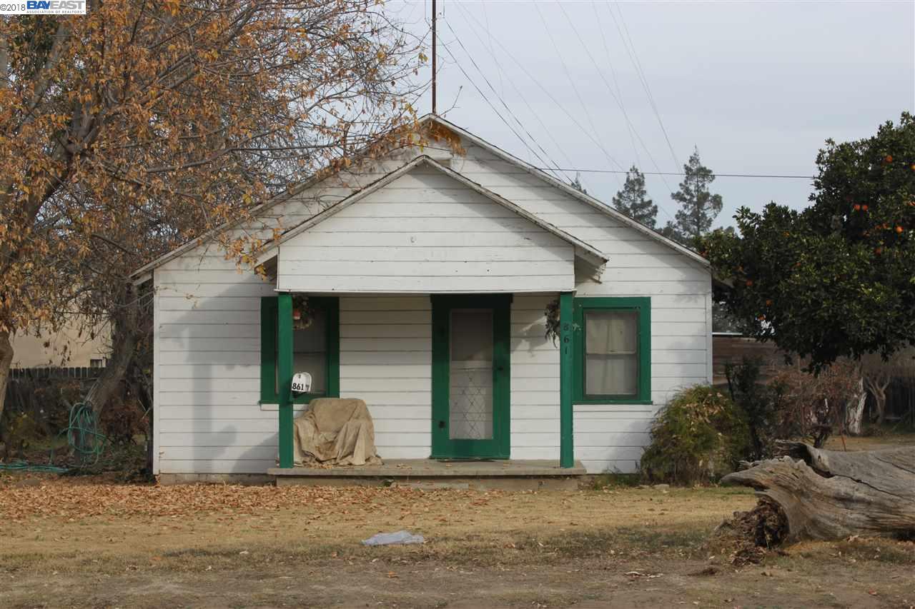 一戸建て のために 売買 アット 861 Wayside Drive 861 Wayside Drive Turlock, カリフォルニア 95380 アメリカ合衆国