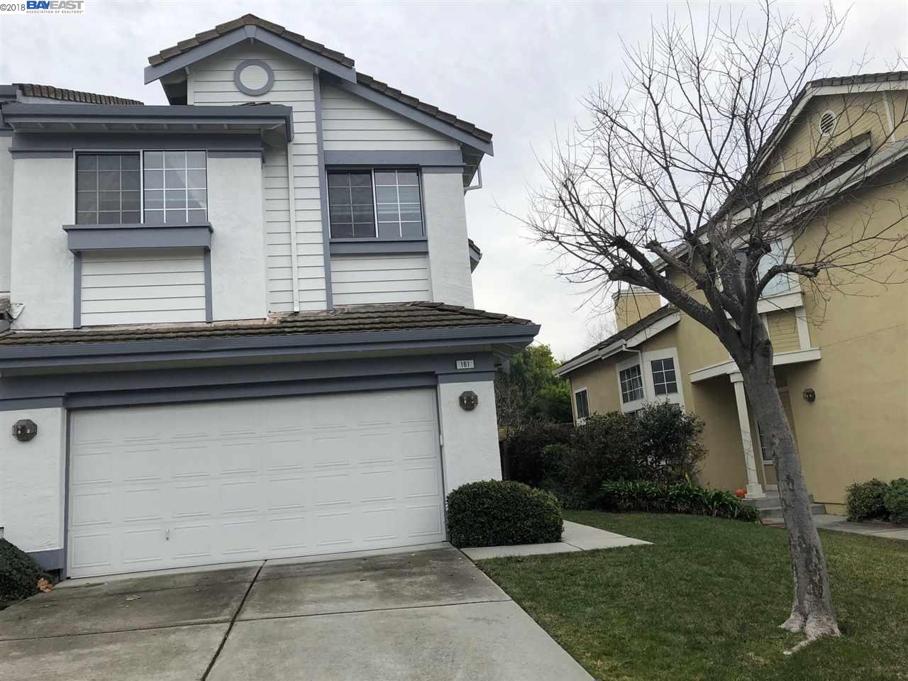 Single Family Home for Rent at 161 lynx Court 161 lynx Court Fremont, California 94539 United States