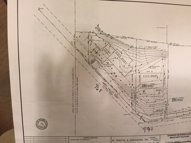 Land for Sale at 968 Happy Valley Road 968 Happy Valley Road Pleasanton, California 94566 United States