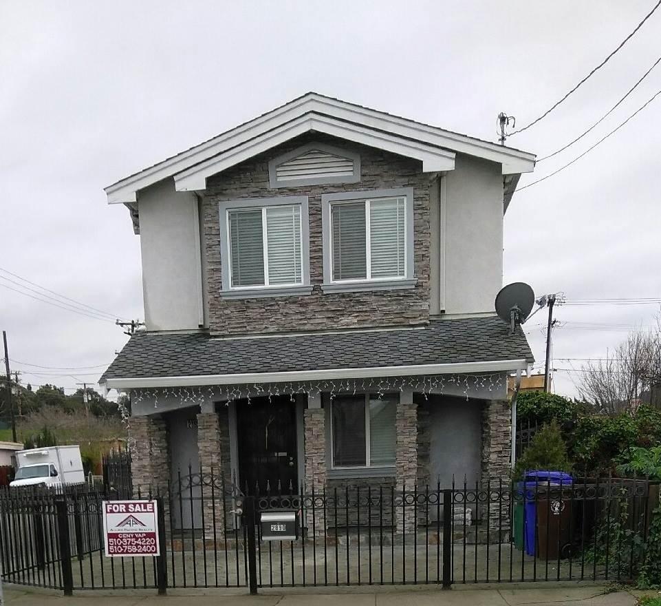 一戸建て のために 売買 アット 2890 20Th Street 2890 20Th Street San Pablo, カリフォルニア 94806 アメリカ合衆国