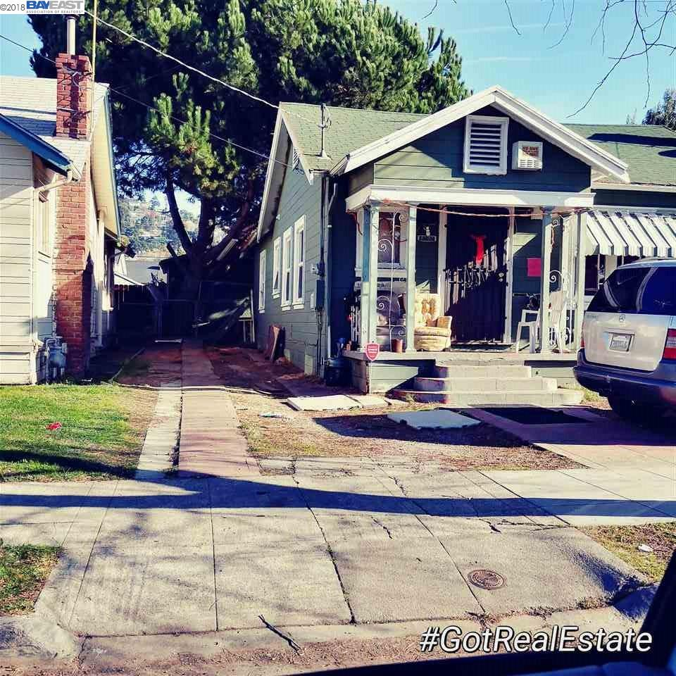 Single Family Home for Sale at 8020 Hillside Street 8020 Hillside Street Oakland, California 94605 United States