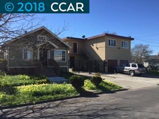 Casa Multifamiliar por un Venta en 3920 Ohio Avenue 3920 Ohio Avenue Richmond, California 94804 Estados Unidos