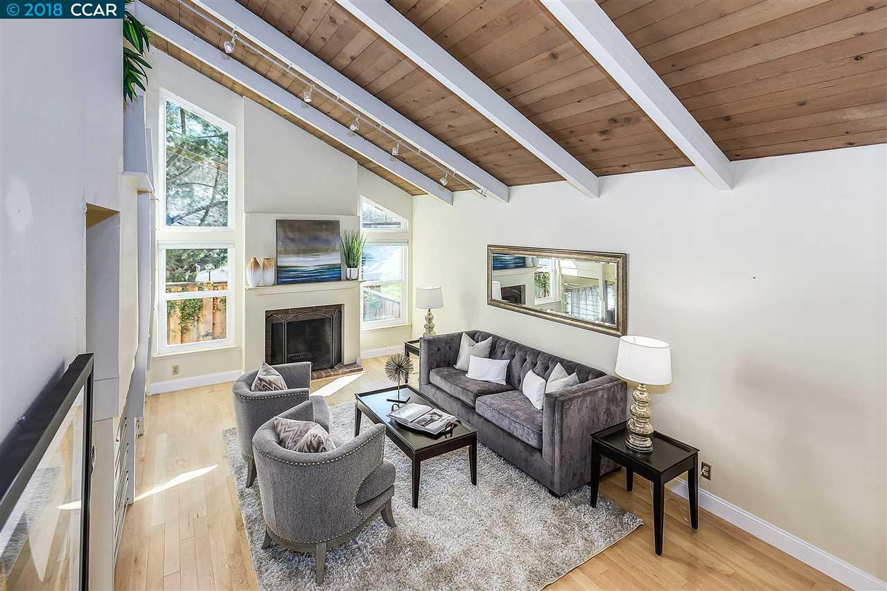 タウンハウス のために 売買 アット 1710 SISKIYOU Drive 1710 SISKIYOU Drive Walnut Creek, カリフォルニア 94598 アメリカ合衆国