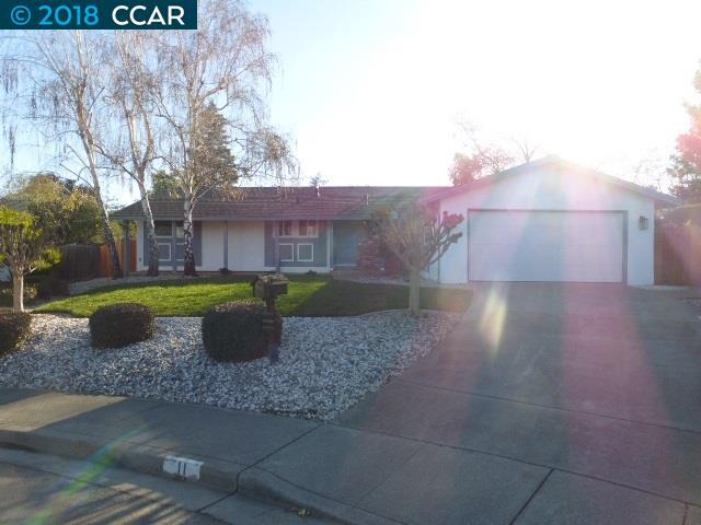 一戸建て のために 賃貸 アット 11 Xavier Place 11 Xavier Place Clayton, カリフォルニア 94517 アメリカ合衆国