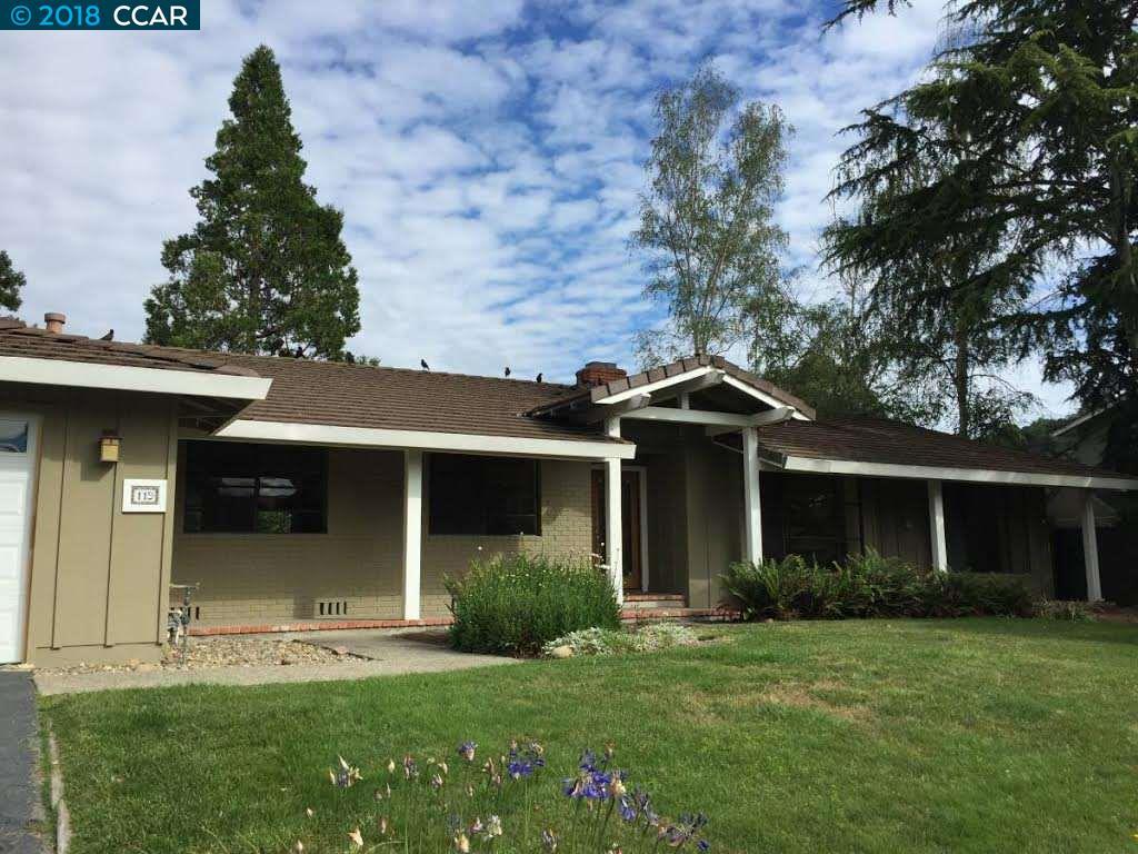 Einfamilienhaus für Mieten beim 119 Whitethorne Drive 119 Whitethorne Drive Moraga, Kalifornien 94556 Vereinigte Staaten
