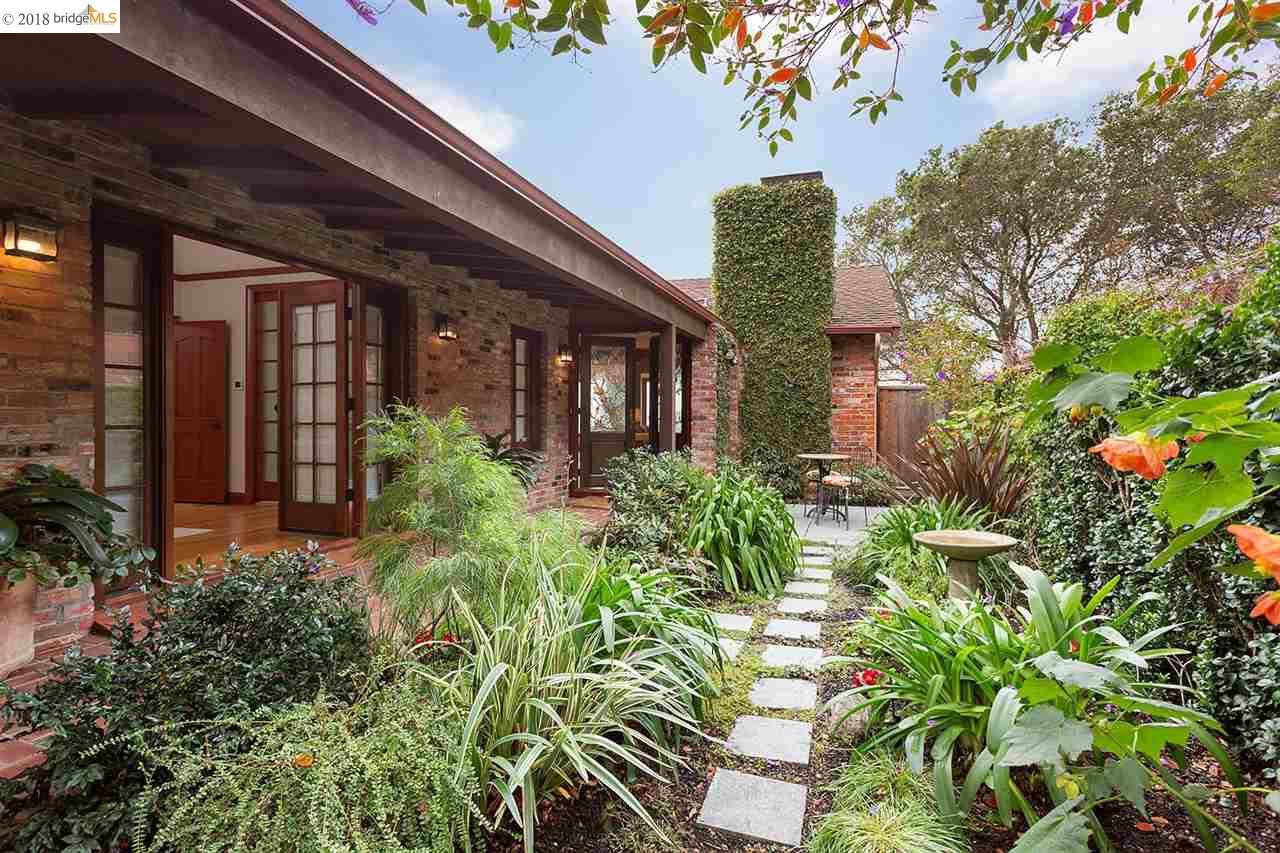 一戸建て のために 売買 アット 200 Arlington Avenue 200 Arlington Avenue Kensington, カリフォルニア 94707 アメリカ合衆国