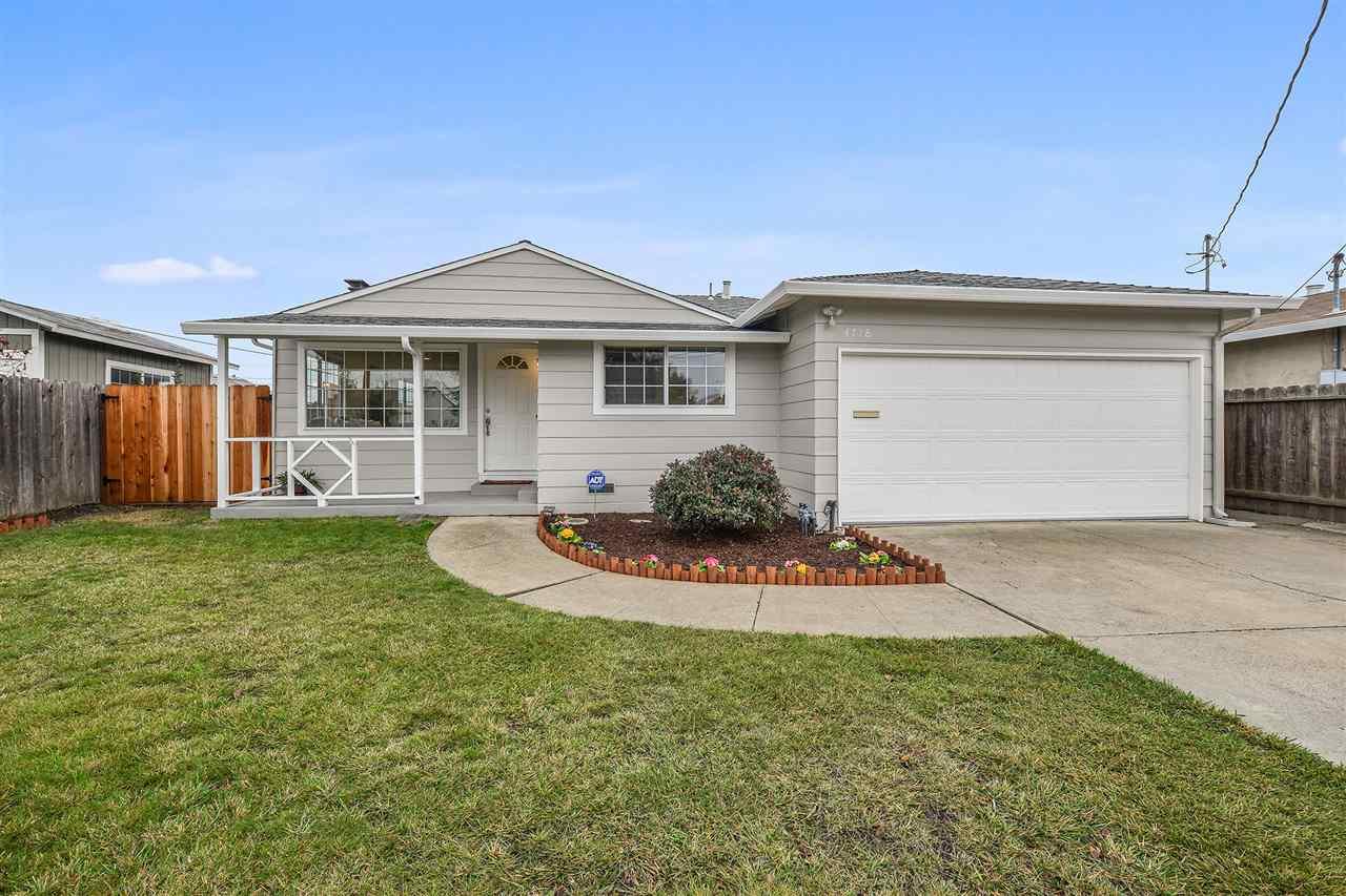 一戸建て のために 売買 アット 4718 Nicolet Avenue 4718 Nicolet Avenue Fremont, カリフォルニア 94536 アメリカ合衆国