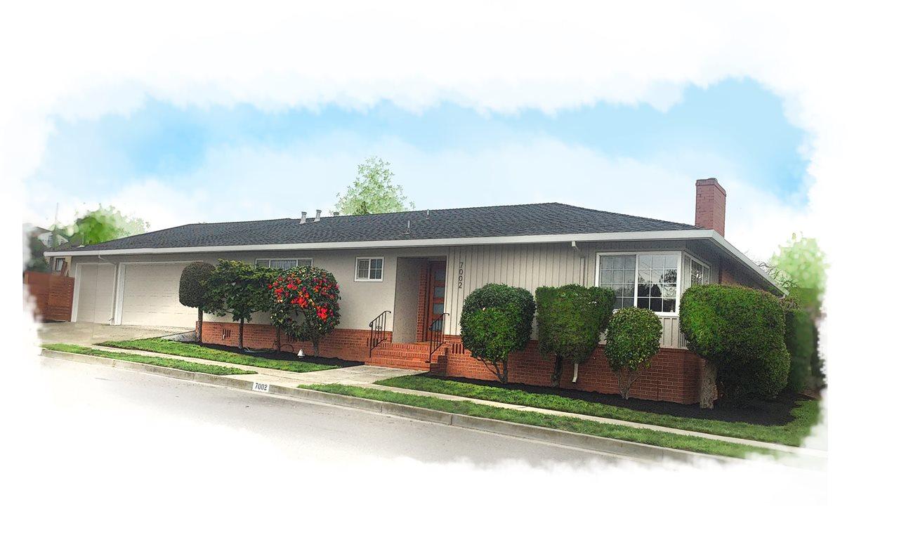 Maison unifamiliale pour l Vente à 7002 Waldo Avenue 7002 Waldo Avenue El Cerrito, Californie 94530 États-Unis