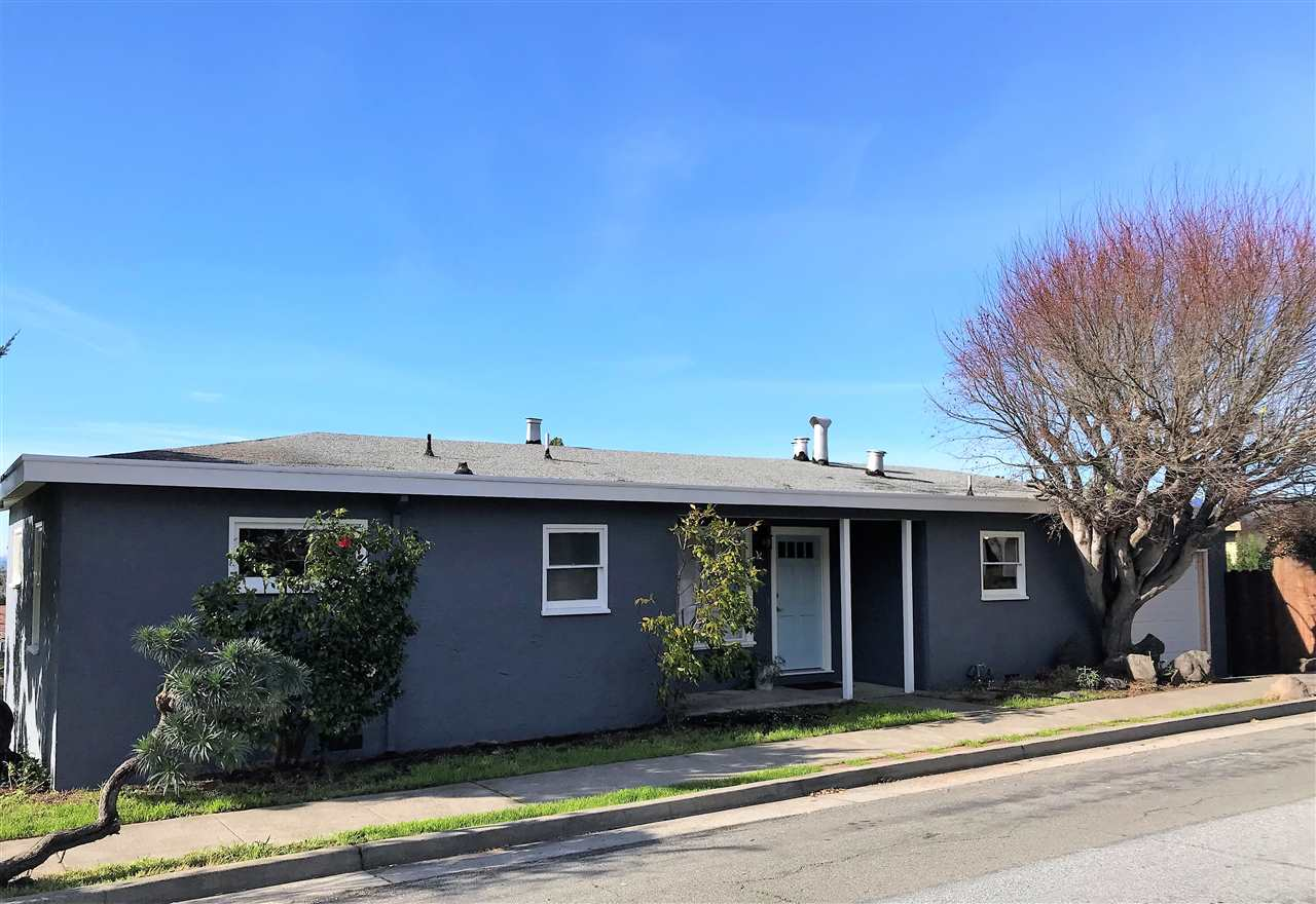 Single Family Home for Sale at 1625 Navellier Street 1625 Navellier Street El Cerrito, California 94530 United States