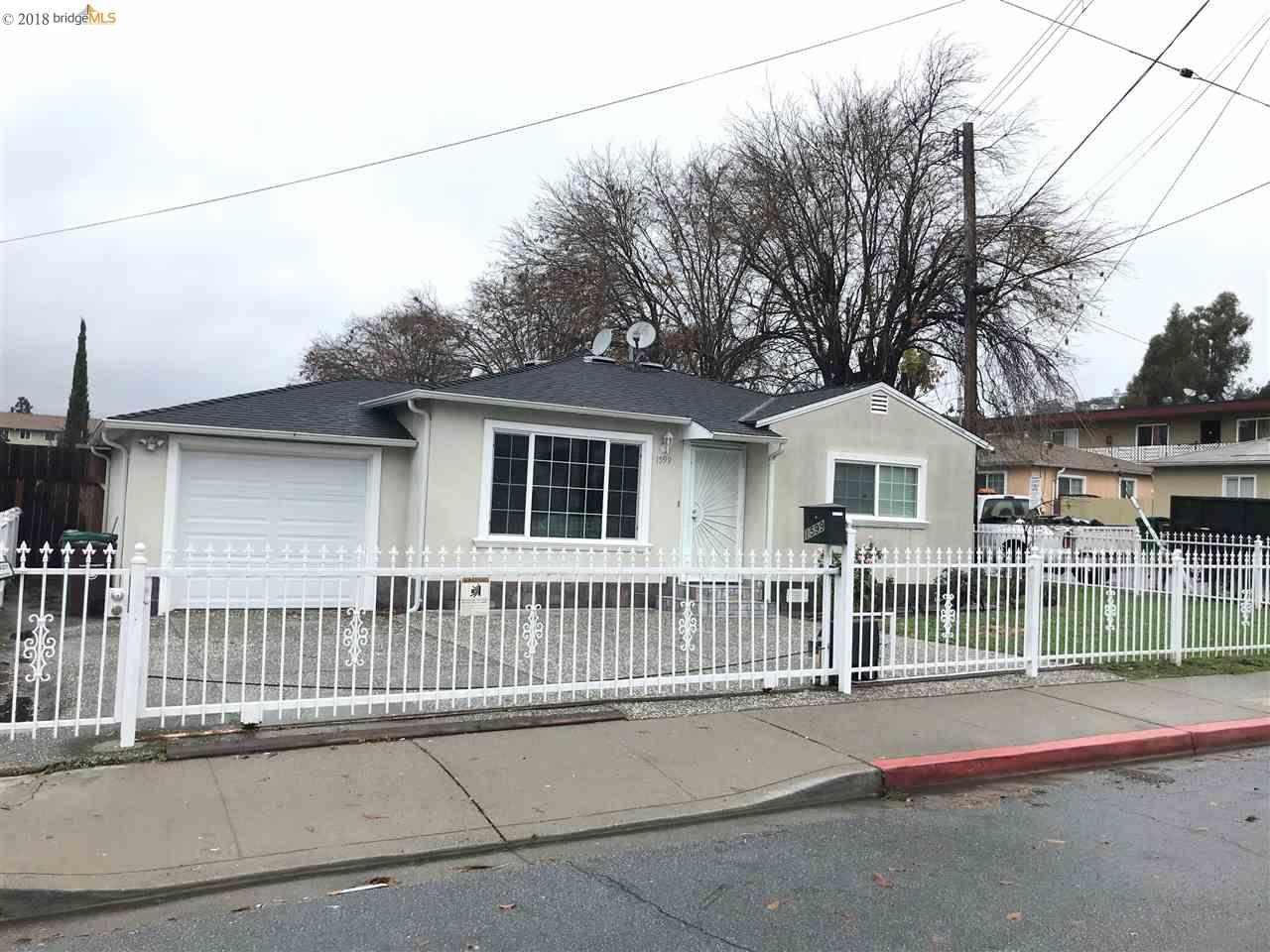 1599 164TH AVENUE | SAN LEANDRO | 778 | 94578