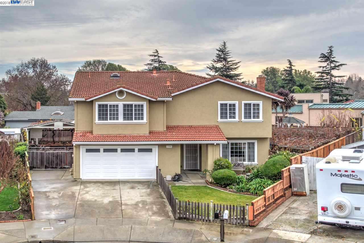 Частный односемейный дом для того Продажа на 33905 Abercrombie Place 33905 Abercrombie Place Fremont, Калифорния 94555 Соединенные Штаты