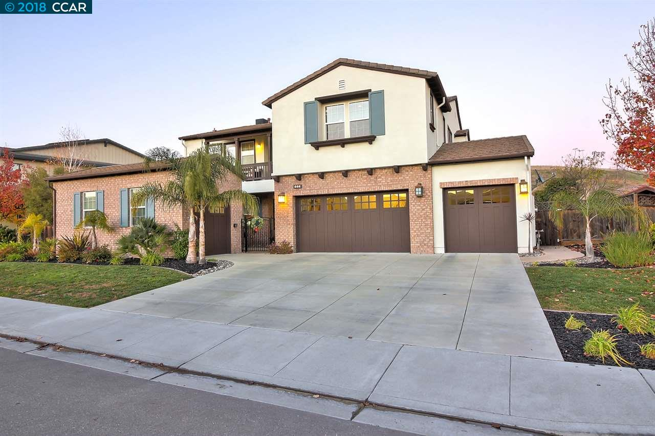 Single Family Home for Sale at 444 Bridle Court 444 Bridle Court San Ramon, California 94582 United States