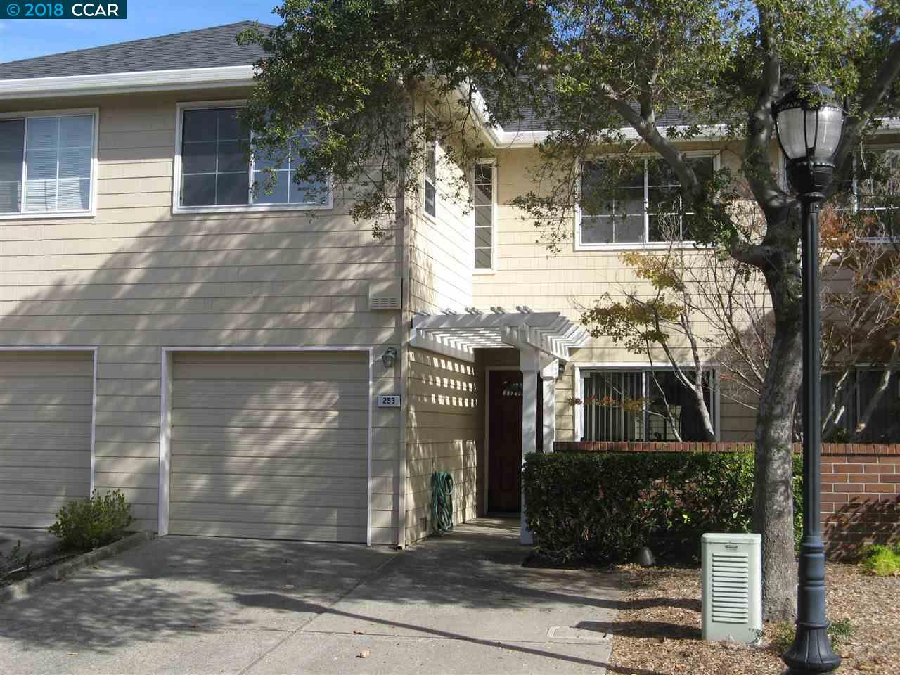 Townhouse for Rent at 253 Hidden creek Court 253 Hidden creek Court Martinez, California 94553 United States