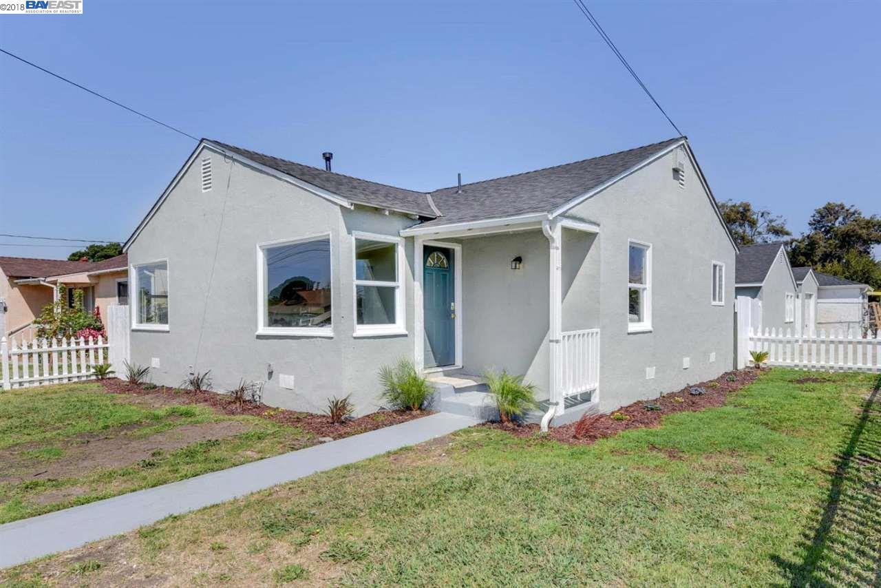 Casa Multifamiliar por un Venta en 1627 Lincoln Avenue 1627 Lincoln Avenue Richmond, California 94801 Estados Unidos