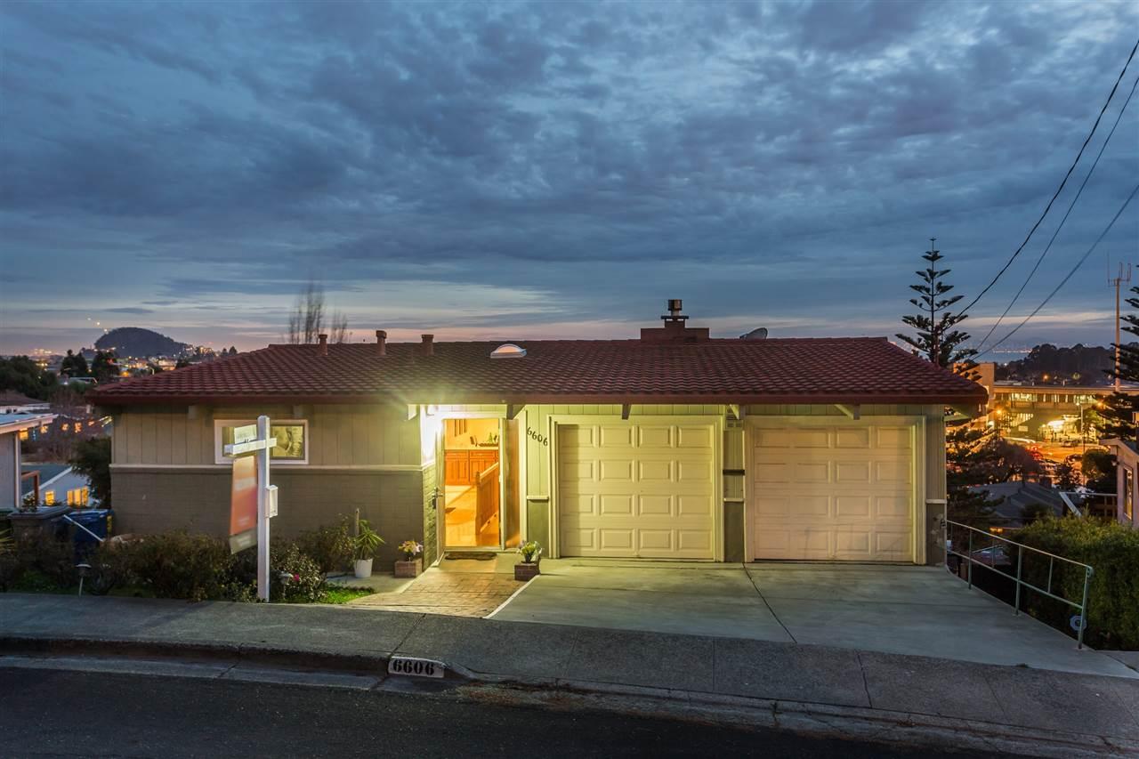 Maison unifamiliale pour l Vente à 6606 Hagen 6606 Hagen El Cerrito, Californie 94530 États-Unis