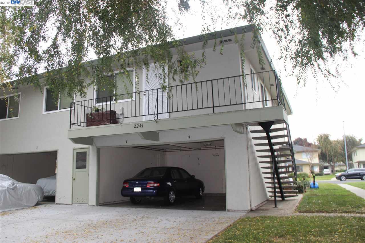 共管物業 為 出售 在 2241 Partridge Way 2241 Partridge Way Union City, 加利福尼亞州 94587 美國