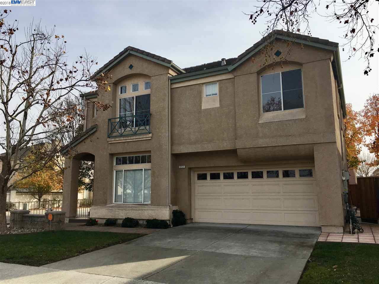 Maison unifamiliale pour l à louer à 112 TRIANA WAY 112 TRIANA WAY San Ramon, Californie 94583 États-Unis