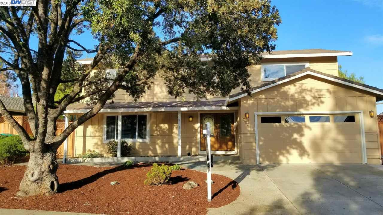 Single Family Home for Sale at 7857 Driftwood Way 7857 Driftwood Way Pleasanton, California 92588 United States