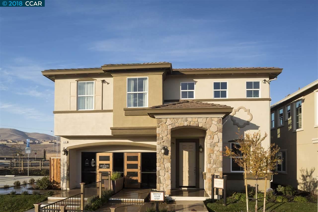 واحد منزل الأسرة للـ Sale في 2107 Bolero Drive 2107 Bolero Drive Pittsburg, California 94565 United States